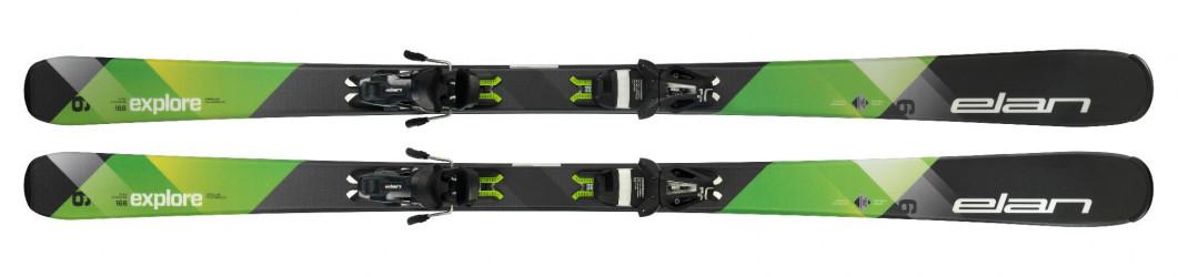 EXPLORE 6 GREEN LS